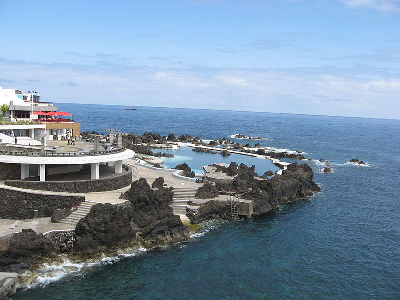 Madeira Island Portugal  city images : Natural Pools of Porto Moniz| Madeira Island Portugal