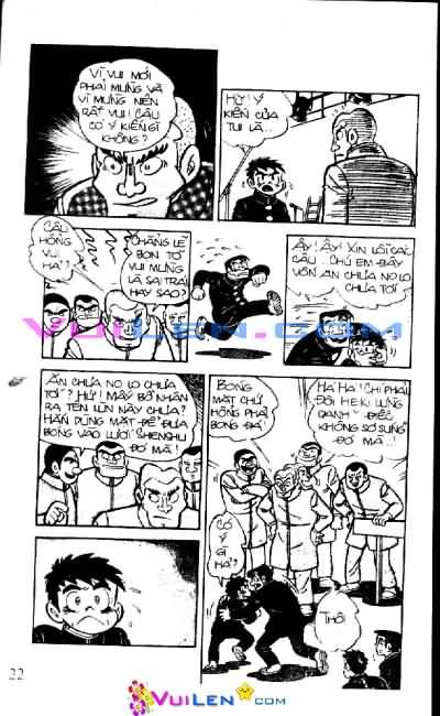Jindodinho - Đường Dẫn Đến Khung Thành III  Tập 8 page 22 Congtruyen24h