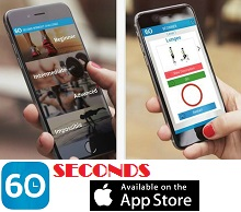 iOS App of the Month - 60 Seconds Workout Challenge