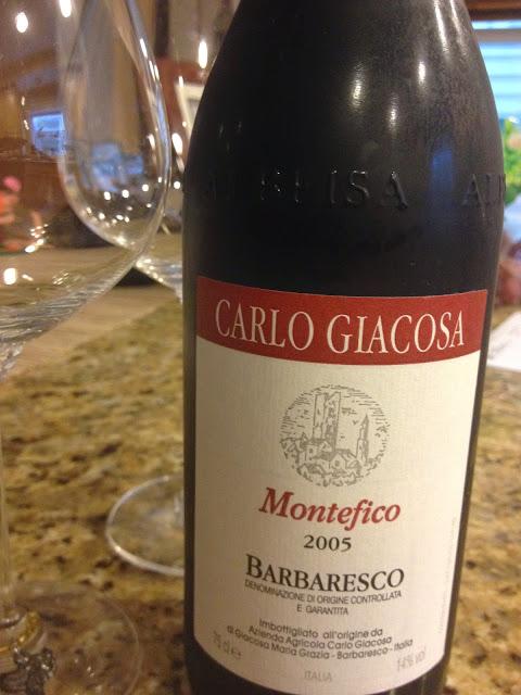 2005 Carlo Giacosa Montefico Barbaresco
