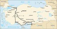 Tarinat 43-54- Länsi Anatolia ja Välimeren itäosa