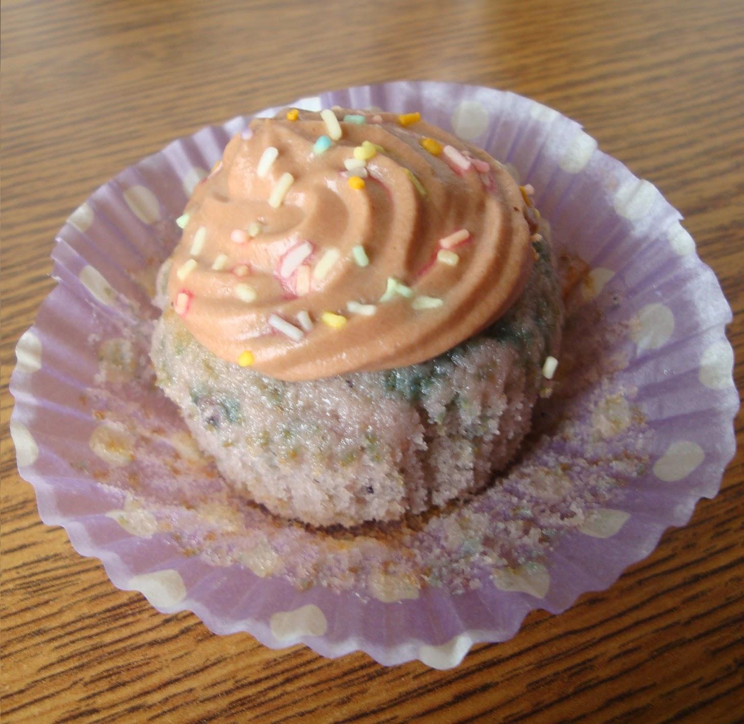 Philadelphia Cream Cheese Cupcakes