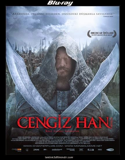 Mongol: Cengiz Han (2007) afis