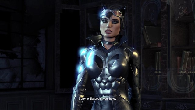 Review: Batman: Arkham City Armored Edition (Wii U)