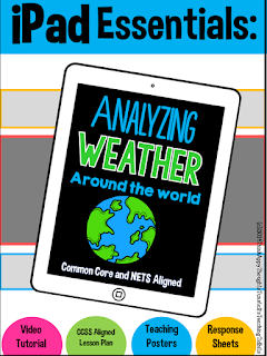 https://www.teacherspayteachers.com/Product/iPad-Essentials-Analyzing-Weather-1629460