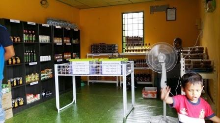 Kedai di Pasir Mas