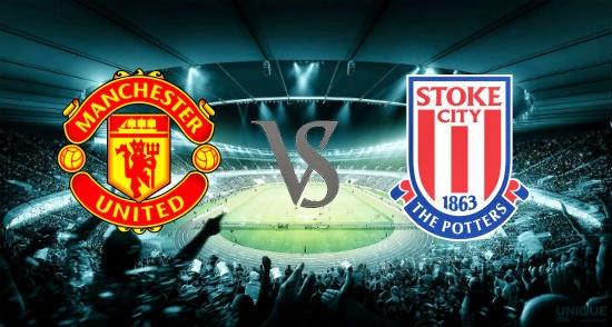 Poker Online : Prediksi Skor Manchester United vs Stoke City 3 Desember 2014