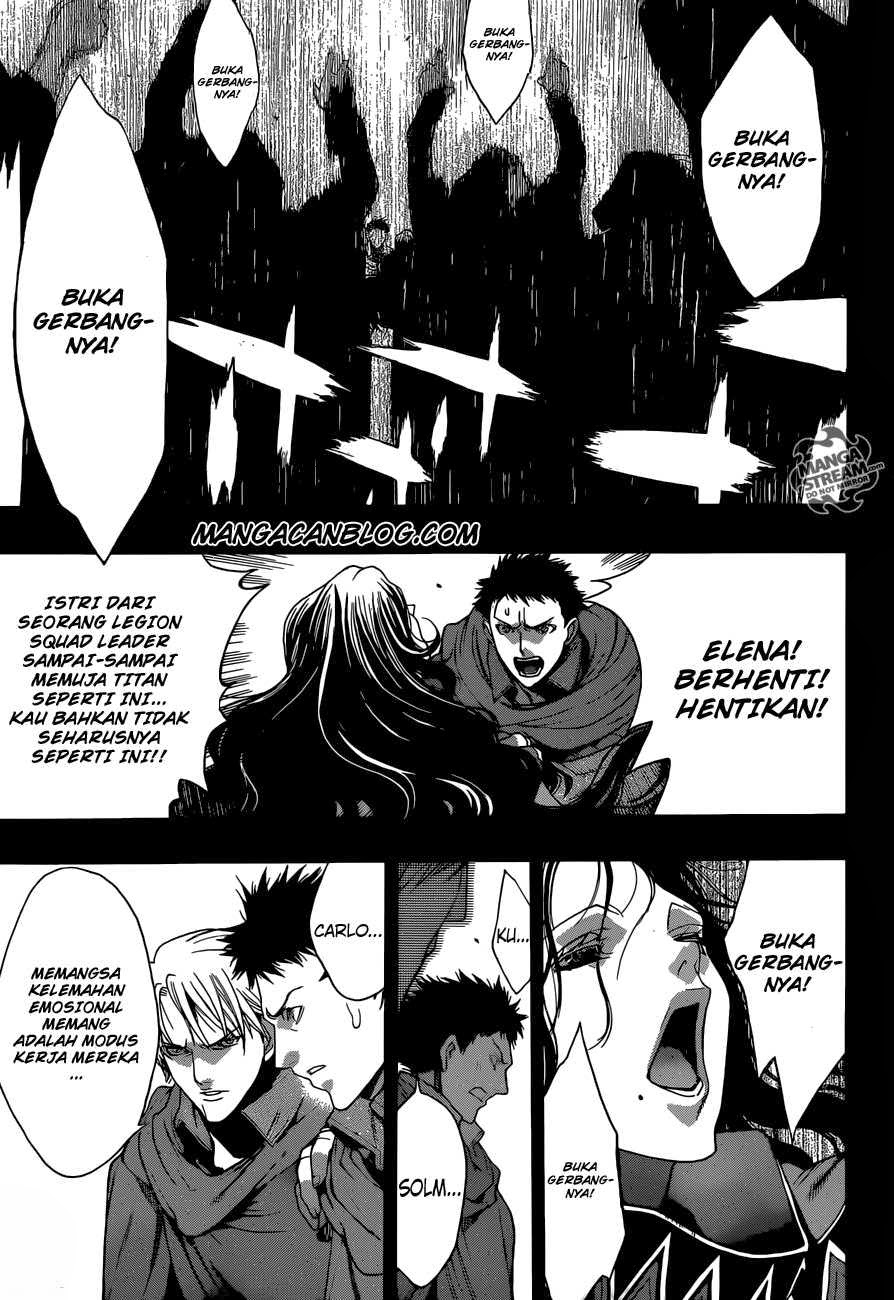 Komik attack on titan before the fall 001 - anak titan 2 Indonesia attack on titan before the fall 001 - anak titan Terbaru 13|Baca Manga Komik Indonesia|Mangacan