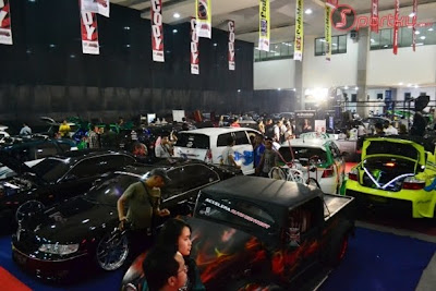Clas Mild Accelera Auto Contest Jogyakarta 2011