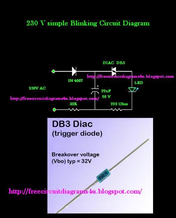 free circuit diagrams 4u 230 v simple blinking circuit diagram rh freecircuitdiagrams4u blogspot com