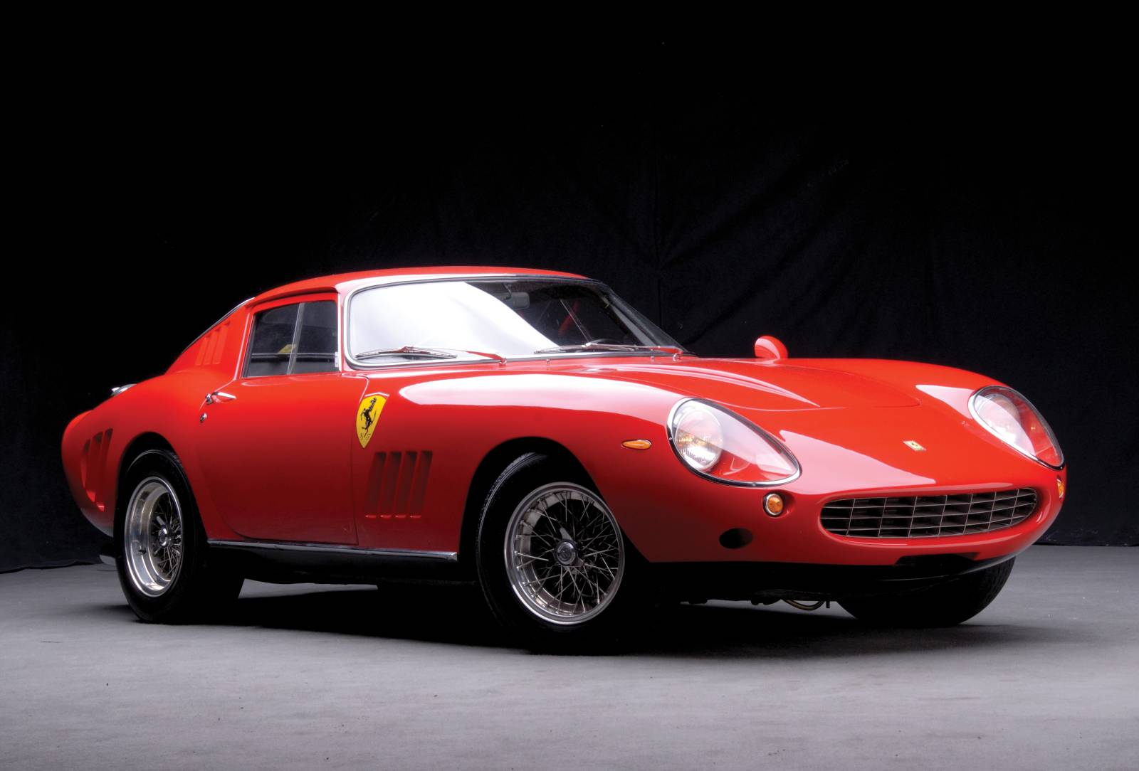 1966 Ferrari 275 Gtb Classic Automobiles