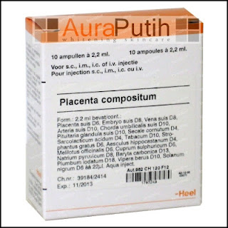 Heel Placenta Compositum, Heel Placenta Compositum Titik Merah, Heel Placenta Compositum injeksi, Harga Jual Heel Placenta Compositum, Heel Placenta Compositum Injection