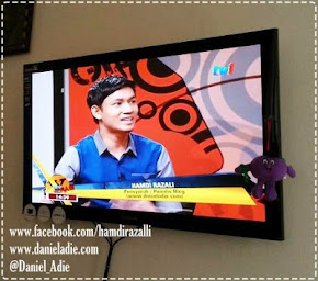 DANIEL ADIE DI GENERASI Y, RTM