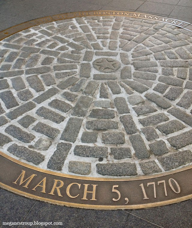 Boston Massacre Memorial - Boston, Massachusetts, on Semi-Charmed Kind of Life