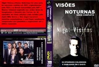VISÕES NOTURNAS (NIGHT VISIONS) - A SÉRIE COMPLETA