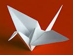 Origami: Grulla