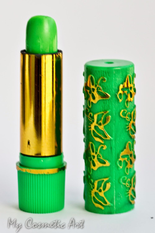 pintalabios magico marroqui verde