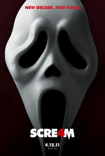 Scre4m (2011) Poster