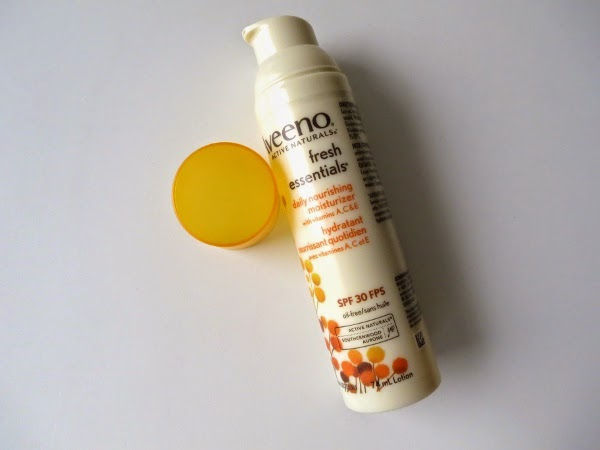 AVEENO Fresh Essentials Daily Nourishing Moisturizer