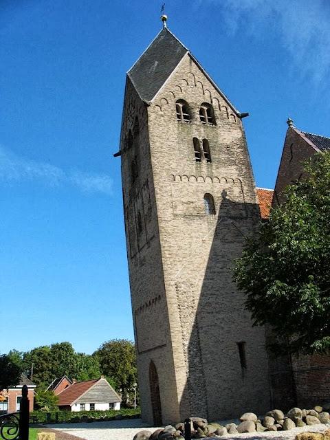 Famosas torres inclinadas