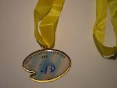 Medalha Ouro-Pintura Contemporânea