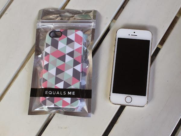 Iphone case van Equals-Me + Kortingscode!