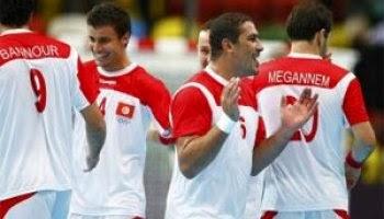 La Tunisie battue par l'Espagne au Mondial Handball 2015