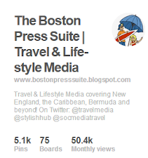 Boston Press Suite on Pinterest