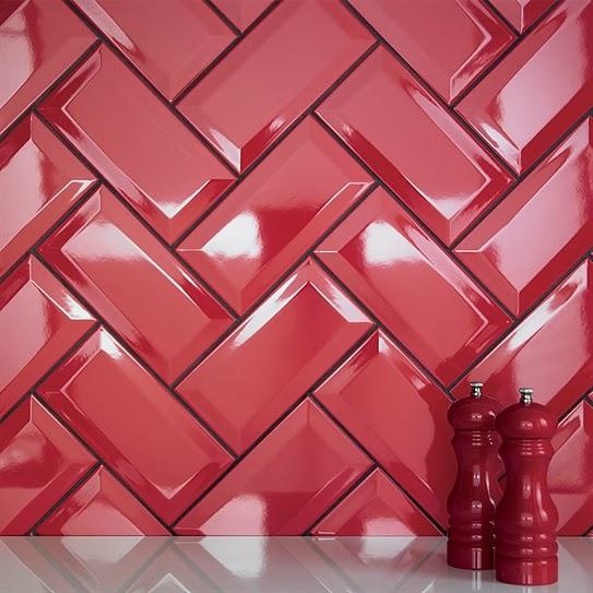 Lee Caroline A World Of Inspiration Kitchen Tile