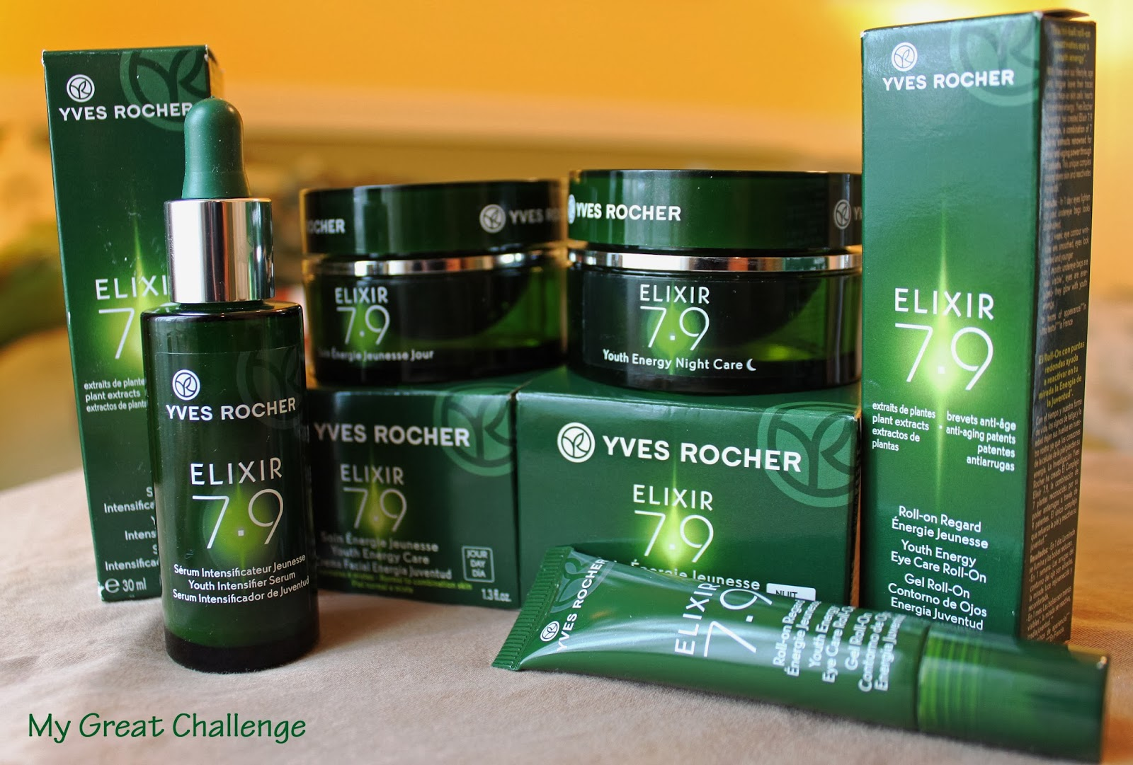 my great challenge yves rocher 7 9 elixir review and 1500 subscriber giveaway 2 14