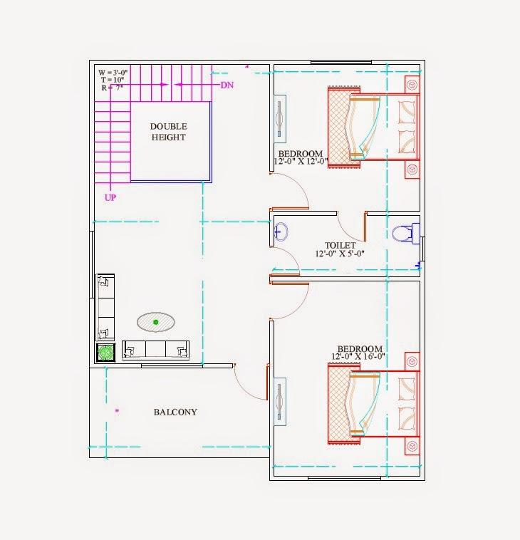 House plans 33 x 50 joy studio design gallery best design for Ghar plans design