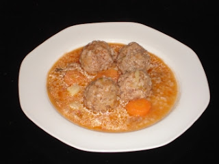 Greek Meatballs (Youvaralakia) Recipe