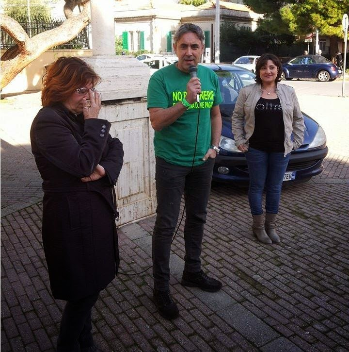 Oggi e 39 iniziato il tour elettorale di peppe marano for Papino arredo