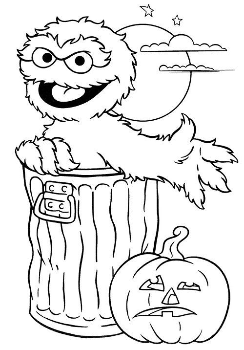 halloween coloring pages advanced - Disney Halloween Coloring Pages Free