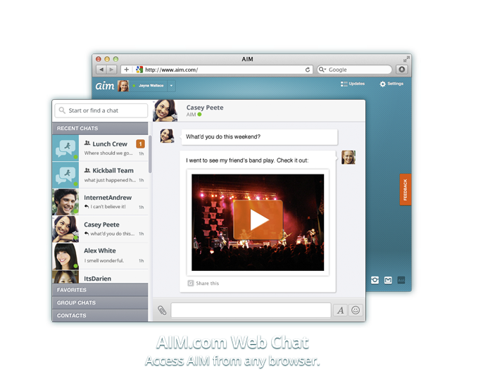 free instant messenger download