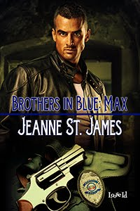 Brothers in Blue: Max by Jeanne St. James