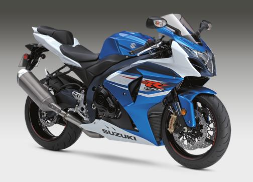 10 Fastest Motorbikes 2012 - GSX-R1000