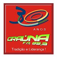 ouvir a Rádio Graúna FM 95,3 Cornélio Procópio PR