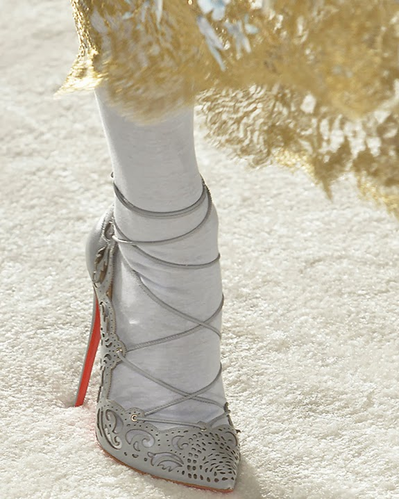Lace pump spring summer 2014