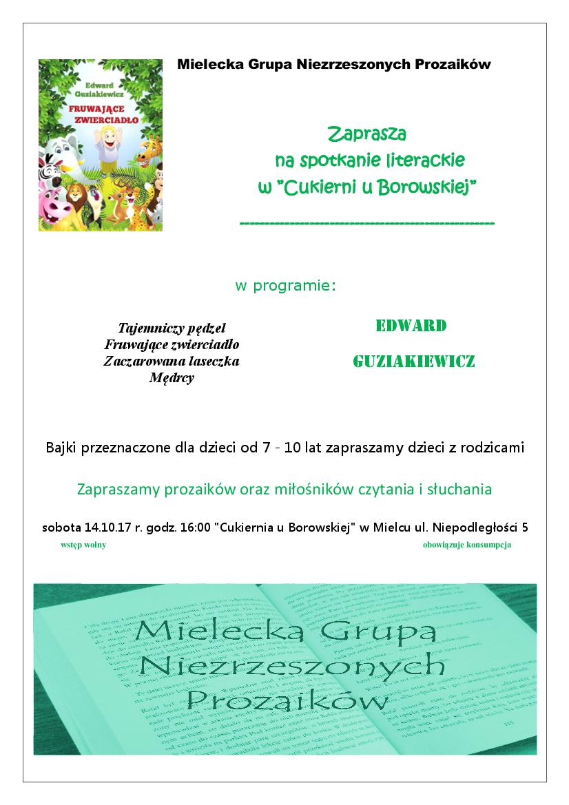 Plakat 7 spotkanie