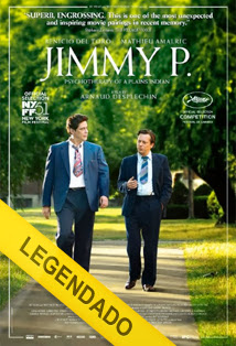 Poster do Filme Jimmy P