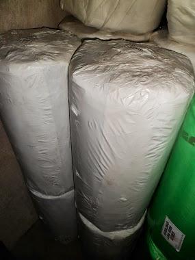 Lona branca ou leitosa 4x100x30kg
