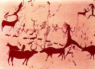 Pinturas rupestres de Alpera