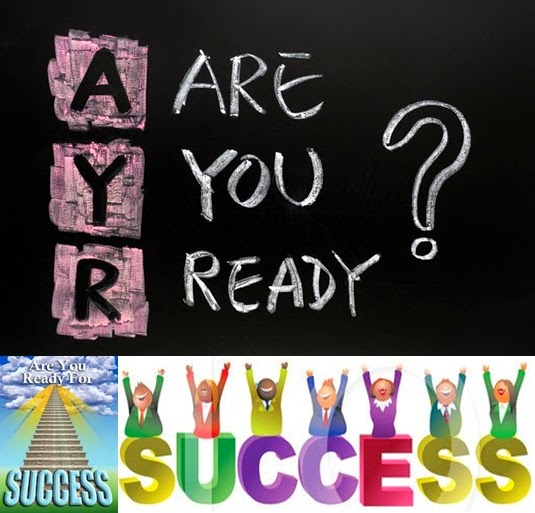 Are You Ready to be Success? Siap Sukses Tulipware