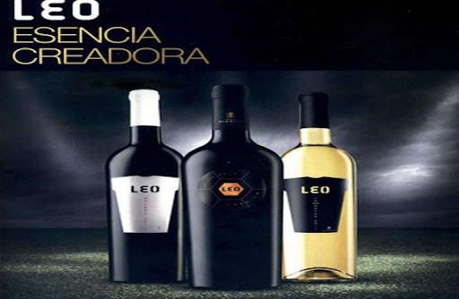 These are the three different types of the Lionel Messi wine