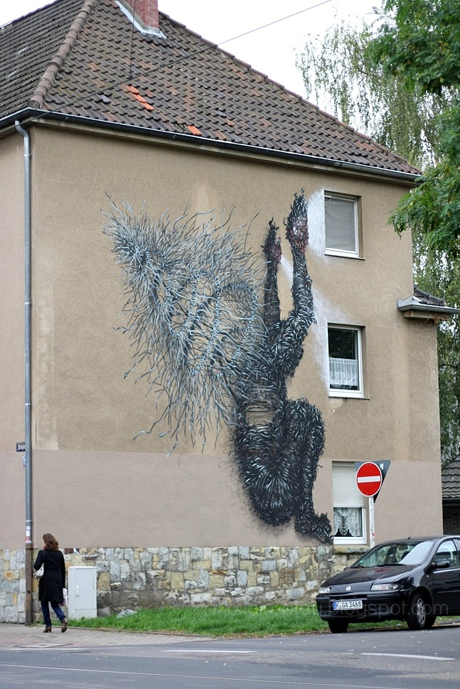 Mmi, Mittwochs mag ich, Streetart Ehrenfeld, Graffiti, Kunst, Köln, Herakut, Decycle, Tona, CityLeaks Festival, DAL, Daleast