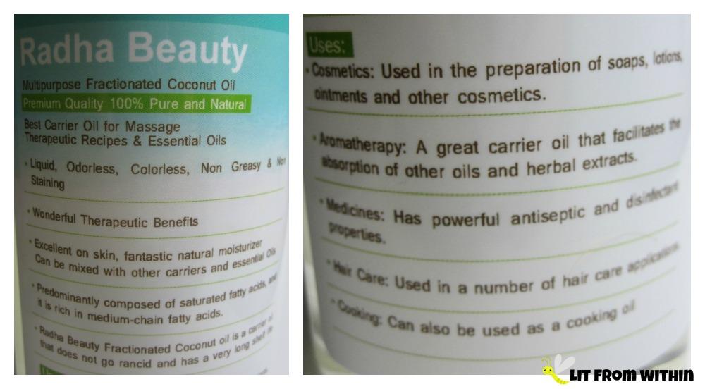 Radha Beauty Coconut Oil