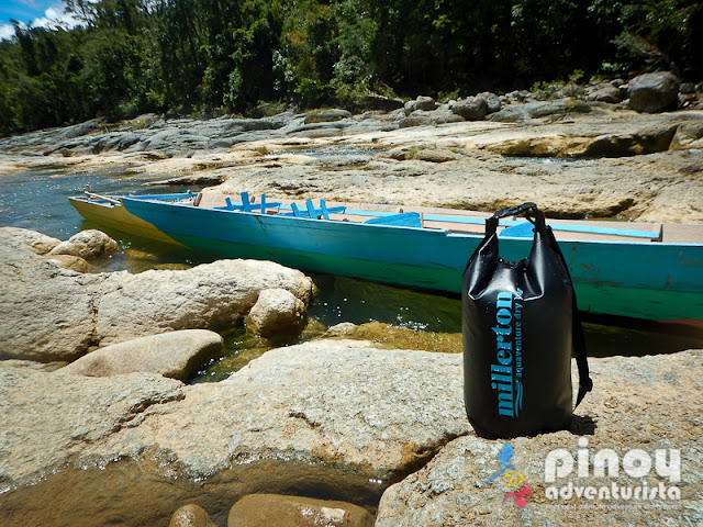 Millerton Aquaventure Dry Bag Review Philippines