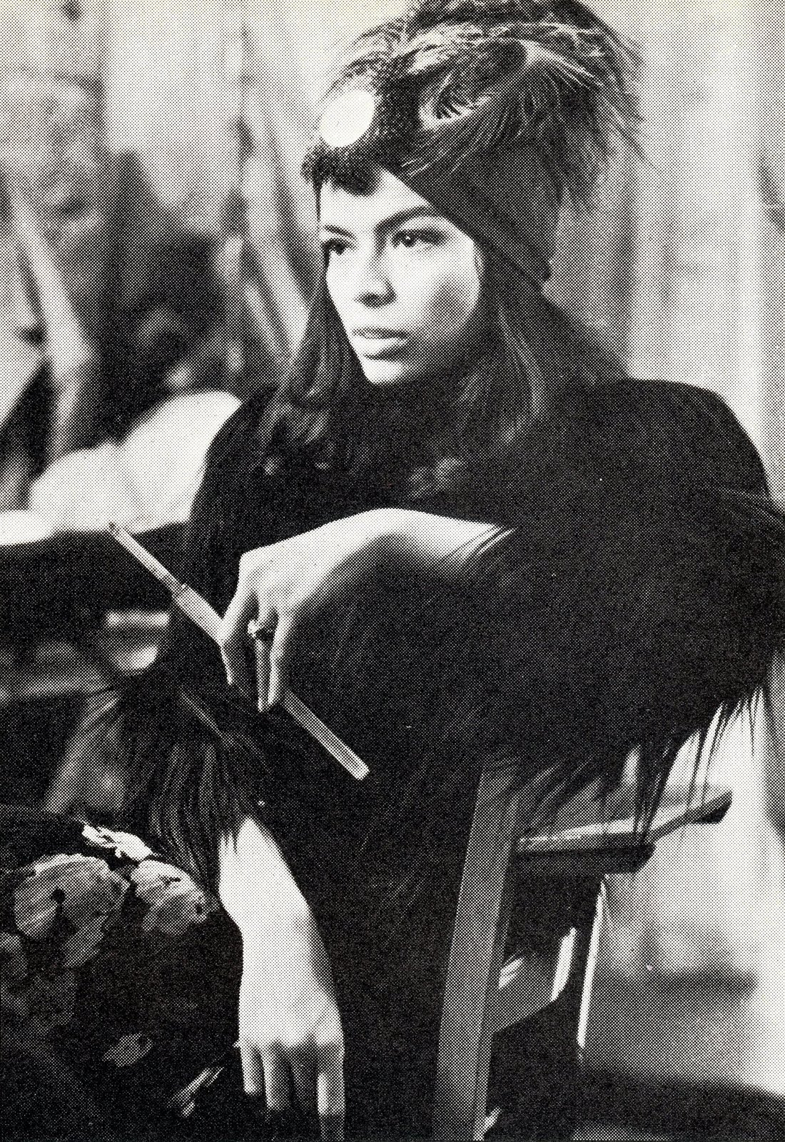 Vintage Style Icon: Bianca Jagger