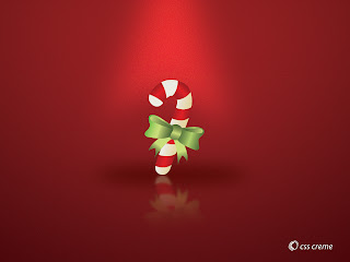 Free Download Christmas Candy Wallpaper